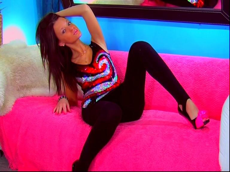 Single college girl - sexchat, striptease on cam