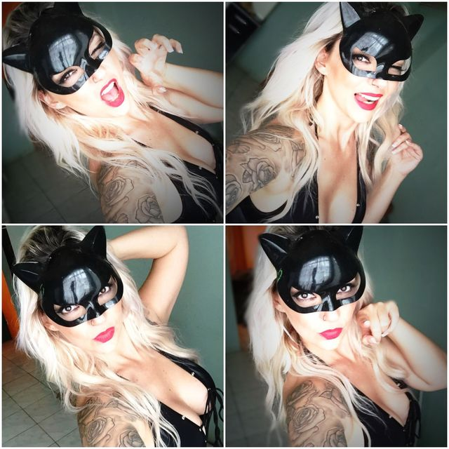 Hot, freaky cam girl Vanessa